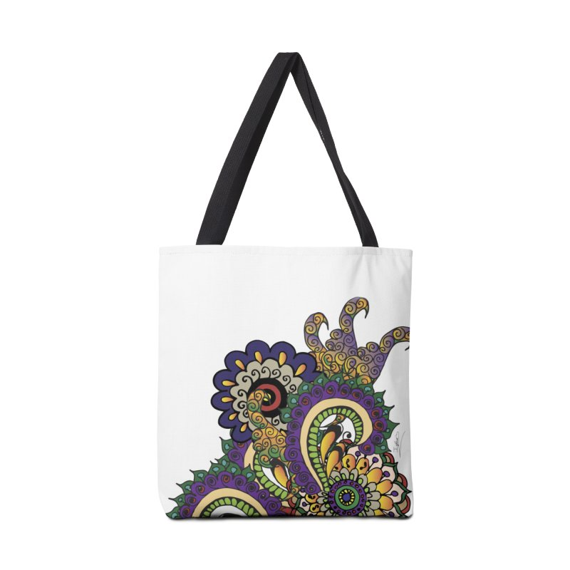 Sea Coral Accessories Bag by Iythar's Artist Shop