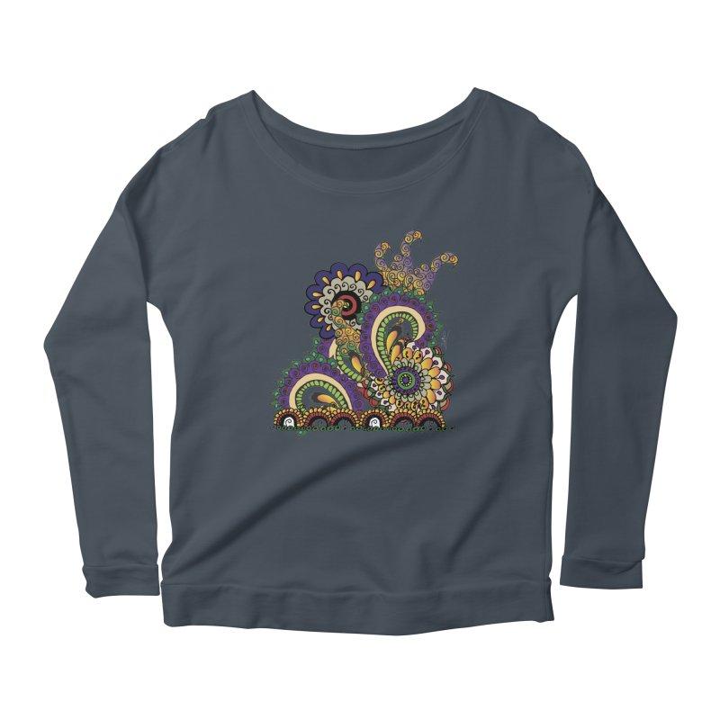 Sea Coral Women's Longsleeve T-Shirt by Iythar's Artist Shop