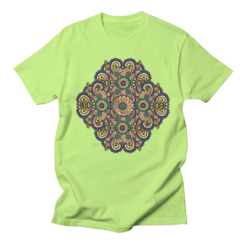 Tree Hugger Men's Regular T-Shirt by Iythar's Artist Shop