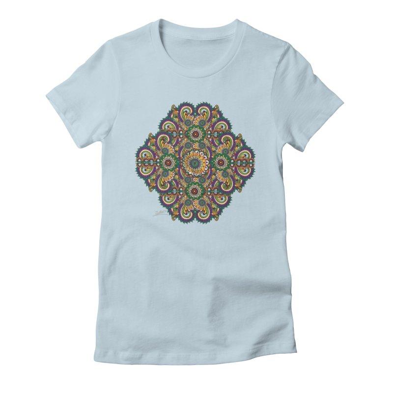 Tree Hugger Women's T-Shirt by Iythar's Artist Shop