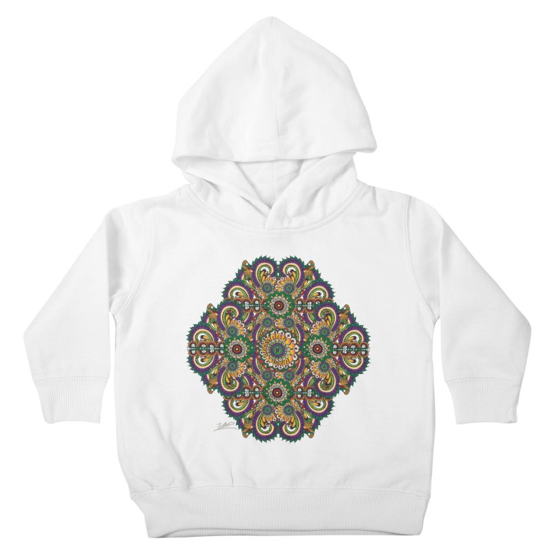 Tree Hugger Kids Toddler Pullover Hoody by Iythar's Artist Shop