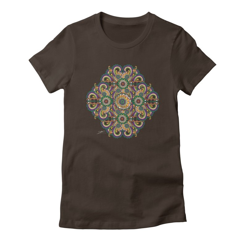 Tree Hugger Women's T-Shirt by Iythar's Artist Shop