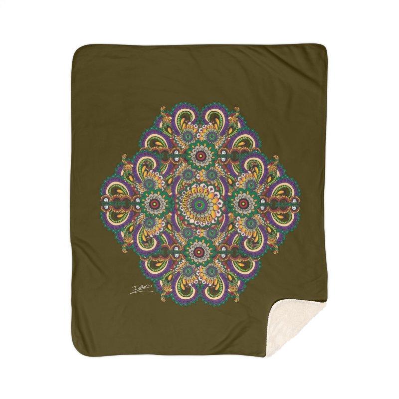 Tree Hugger Home Blanket by Iythar's Artist Shop
