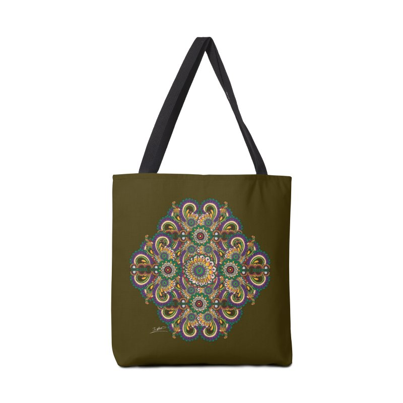 Tree Hugger Accessories Bag by Iythar's Artist Shop