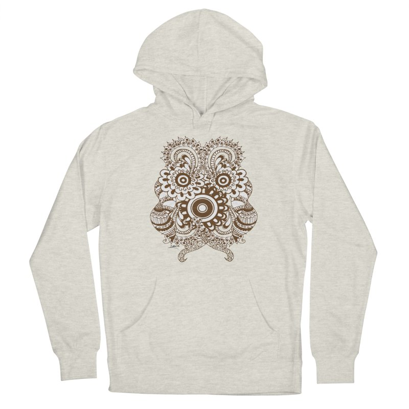 I See A Butterfly Women's French Terry Pullover Hoody by Iythar's Artist Shop