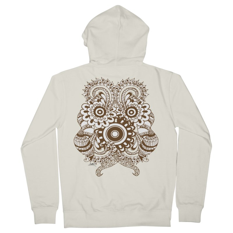 I See A Butterfly Women's French Terry Zip-Up Hoody by Iythar's Artist Shop