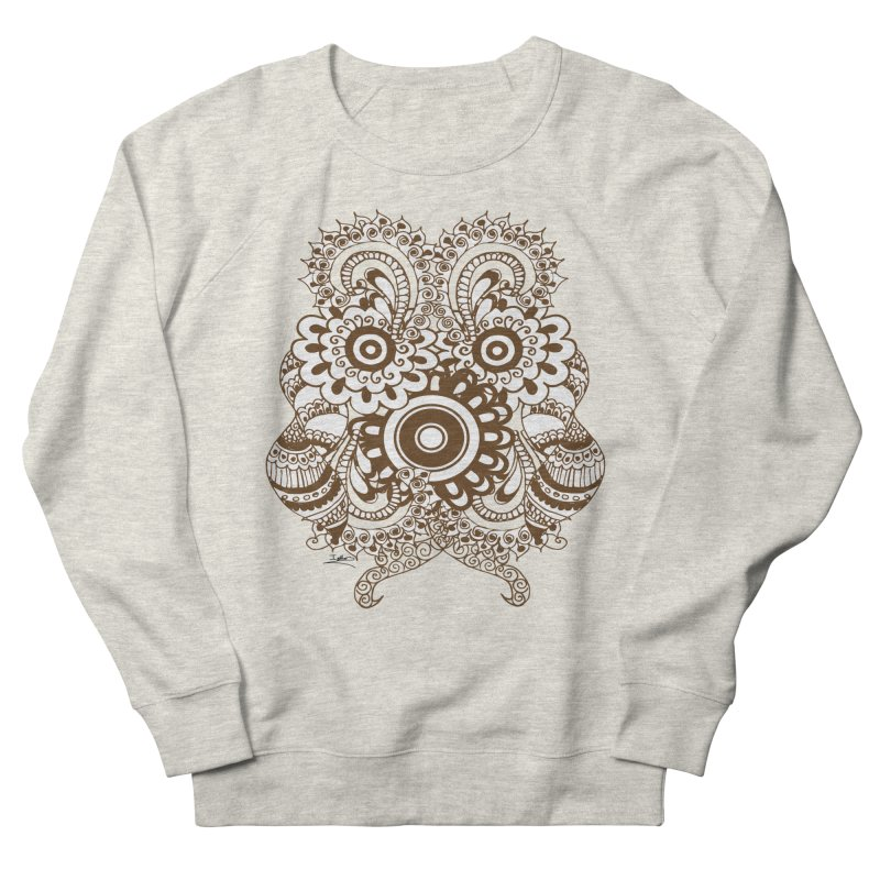 I See A Butterfly Women's French Terry Sweatshirt by Iythar's Artist Shop