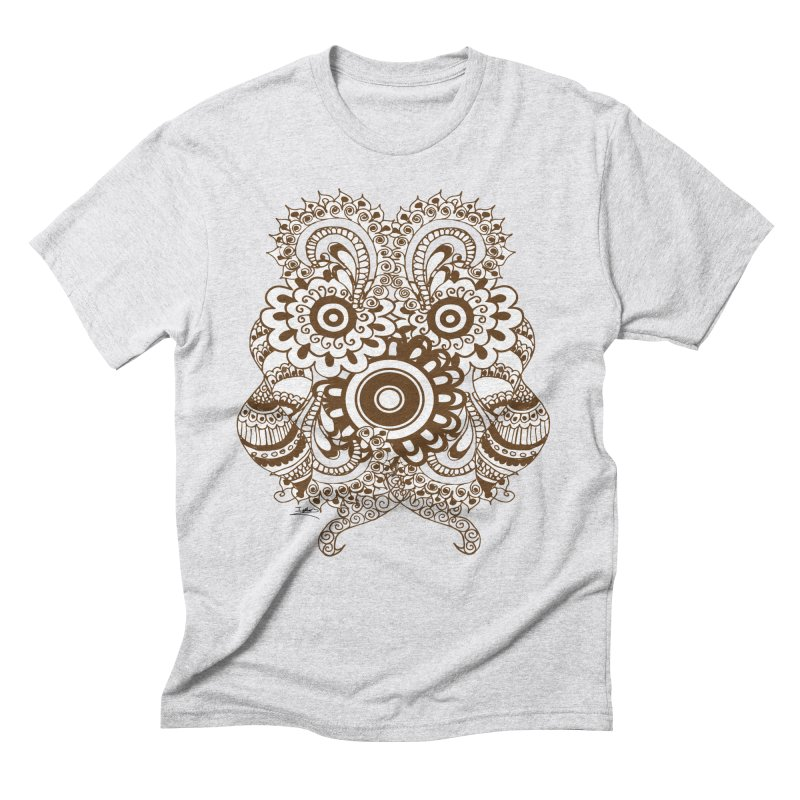 I See A Butterfly Men's Triblend T-Shirt by Iythar's Artist Shop