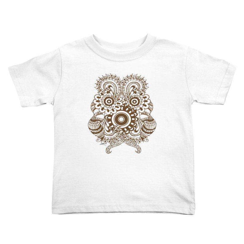 I See A Butterfly Kids Toddler T-Shirt by Iythar's Artist Shop