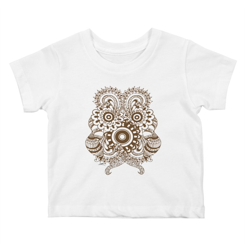 I See A Butterfly Kids Baby T-Shirt by Iythar's Artist Shop