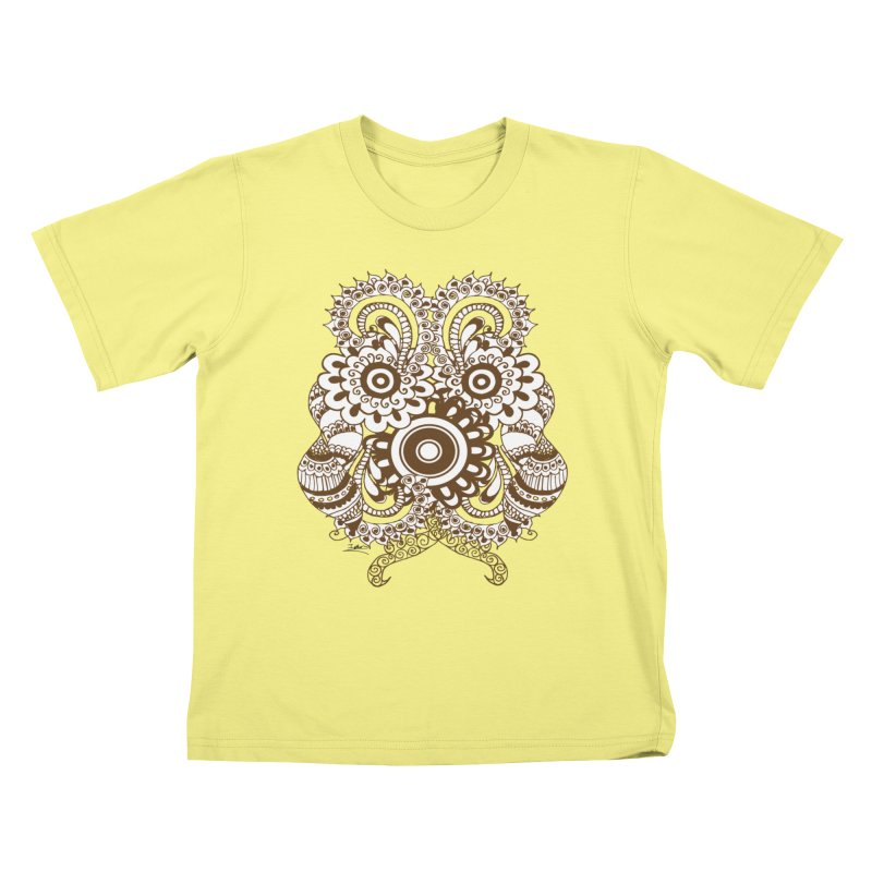 I See A Butterfly Kids T-shirt by Iythar's Artist Shop