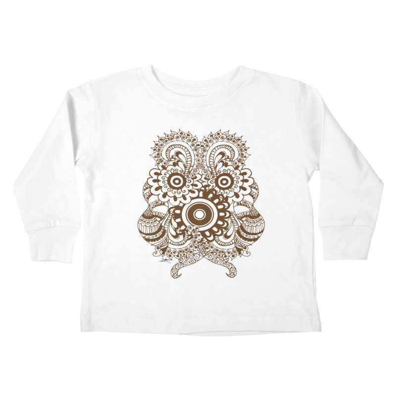 I See A Butterfly Kids Toddler Longsleeve T-Shirt by Iythar's Artist Shop