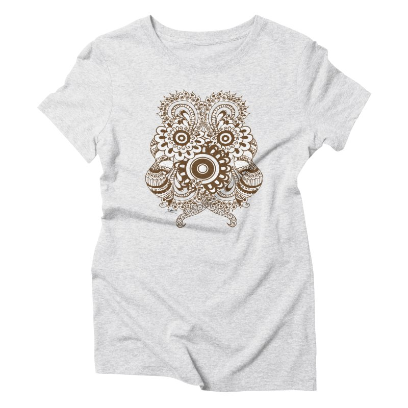 I See A Butterfly Women's Triblend T-Shirt by Iythar's Artist Shop