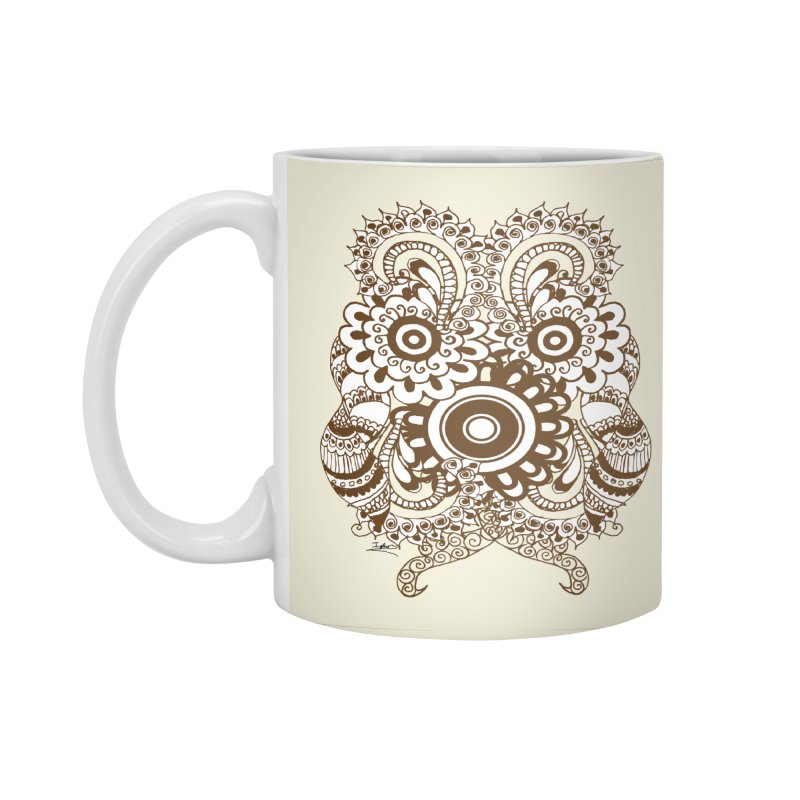 I See A Butterfly Accessories Standard Mug by Iythar's Artist Shop