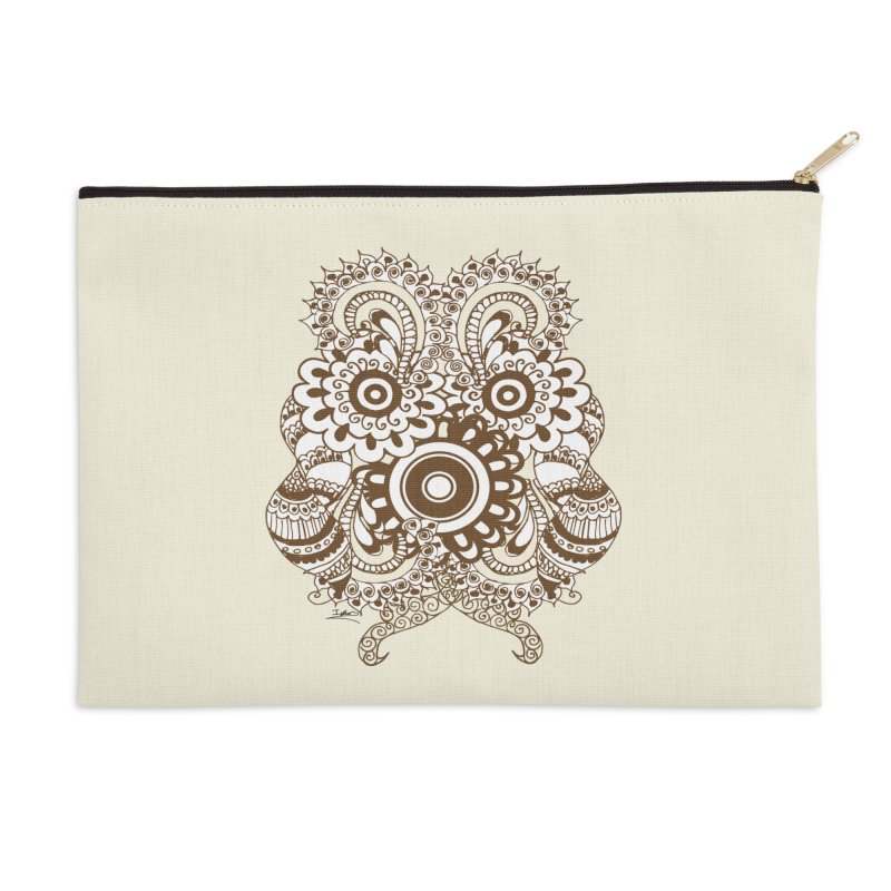 I See A Butterfly Accessories Zip Pouch by Iythar's Artist Shop