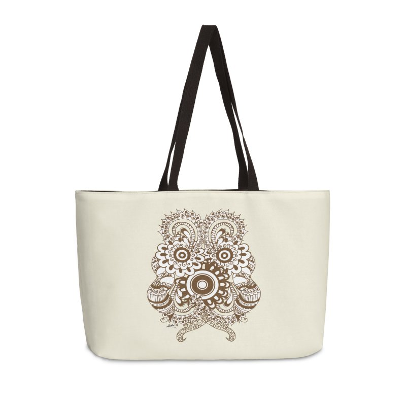 I See A Butterfly Accessories Weekender Bag Bag by Iythar's Artist Shop