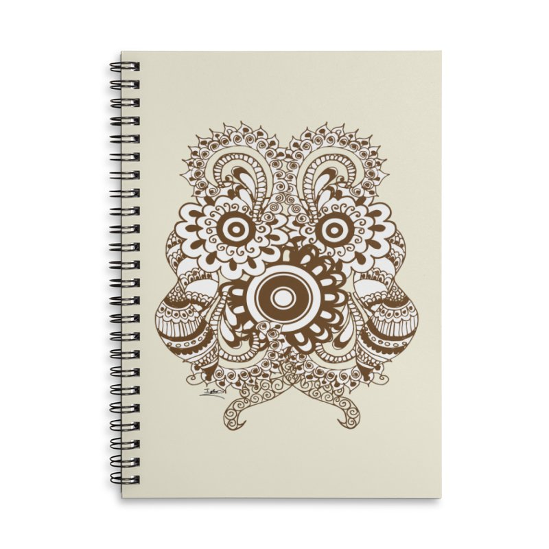 I See A Butterfly Accessories Lined Spiral Notebook by Iythar's Artist Shop