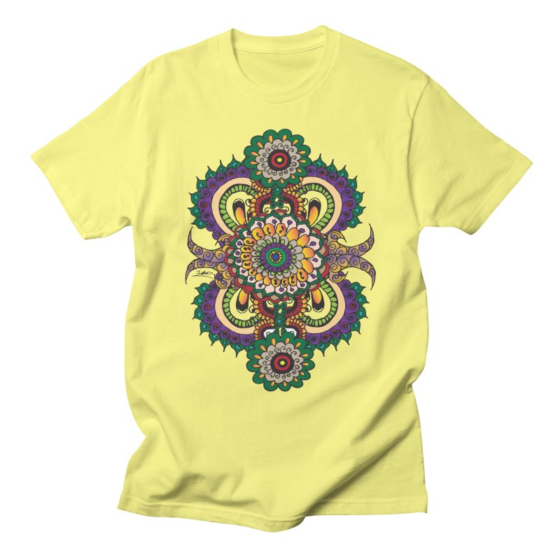 Indian Summer Men's T-Shirt by Iythar's Artist Shop