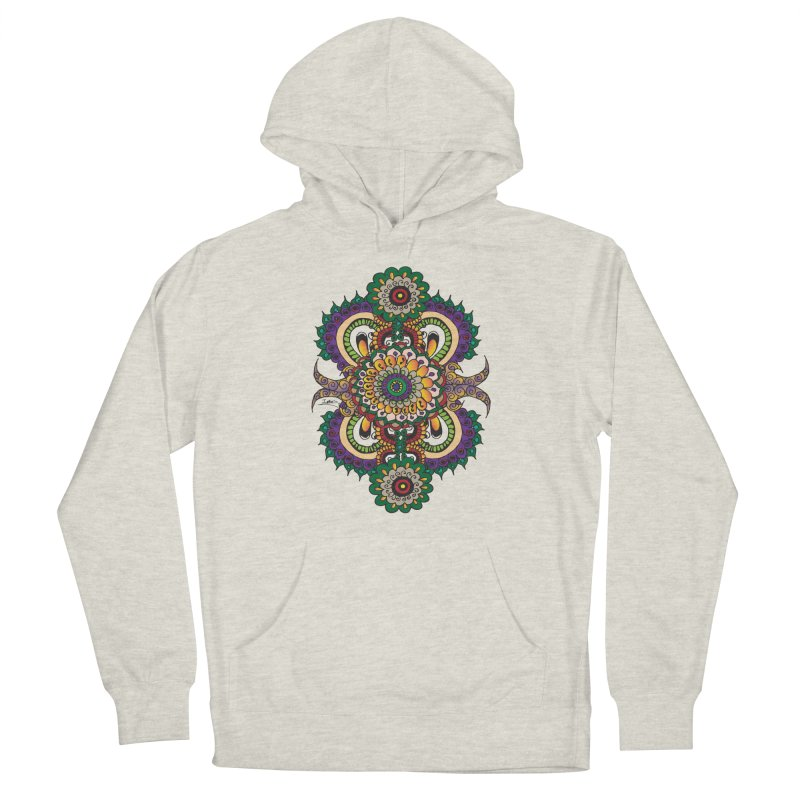 Indian Summer Men's French Terry Pullover Hoody by Iythar's Artist Shop