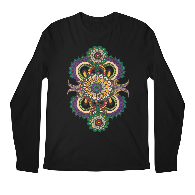 Indian Summer Men's Longsleeve T-Shirt by Iythar's Artist Shop