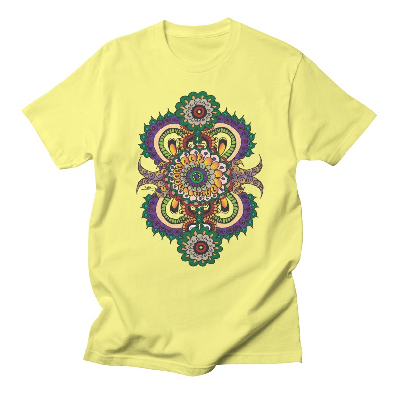 Indian Summer Men's T-Shirt by Iythar's Artist Shop