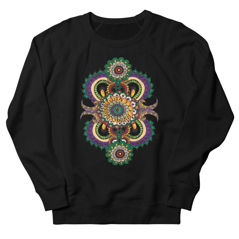 Indian Summer Women's French Terry Sweatshirt by Iythar's Artist Shop