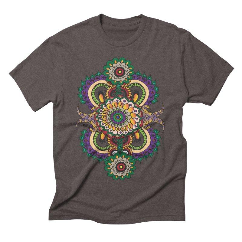 Indian Summer Men's Triblend T-shirt by Iythar's Artist Shop