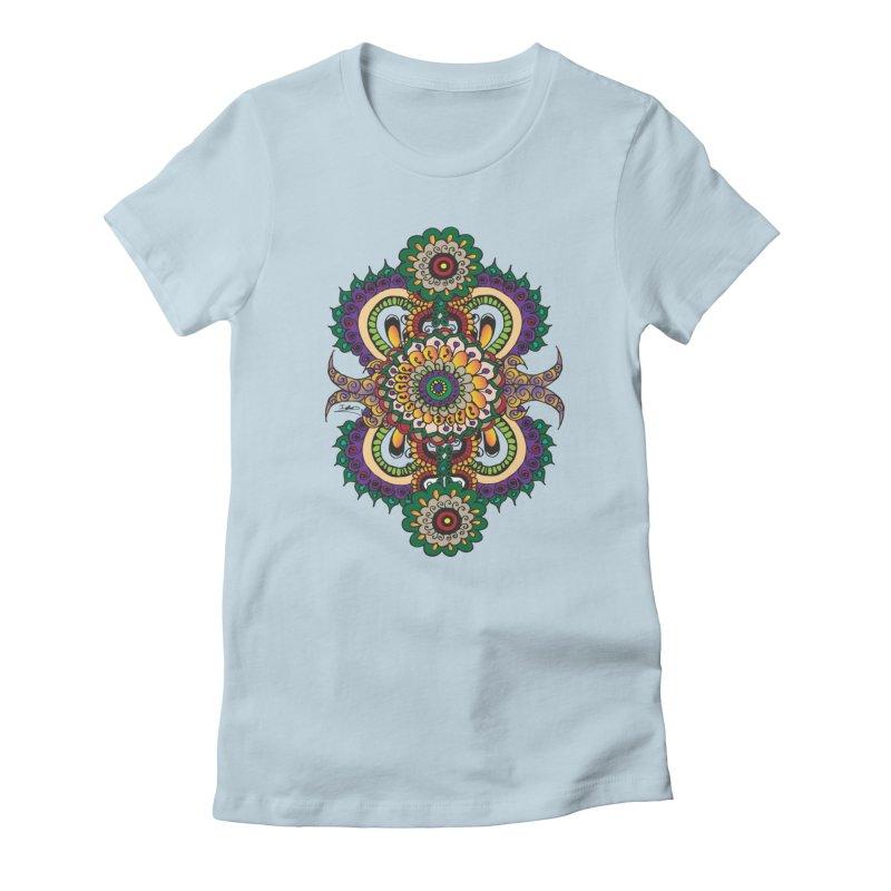 Indian Summer Women's T-Shirt by Iythar's Artist Shop