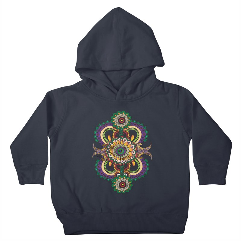 Indian Summer Kids Toddler Pullover Hoody by Iythar's Artist Shop