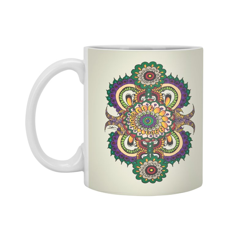 Indian Summer Accessories Standard Mug by Iythar's Artist Shop