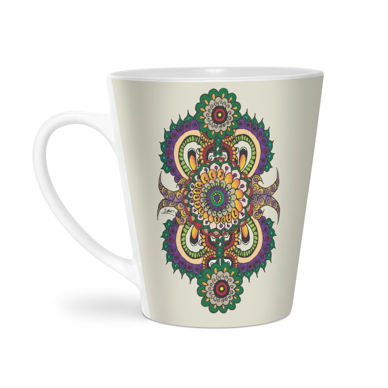 Indian Summer Accessories Latte Mug by Iythar's Artist Shop