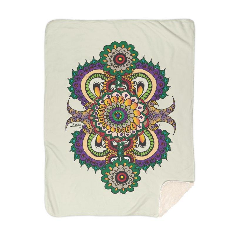 Indian Summer Home Blanket by Iythar's Artist Shop