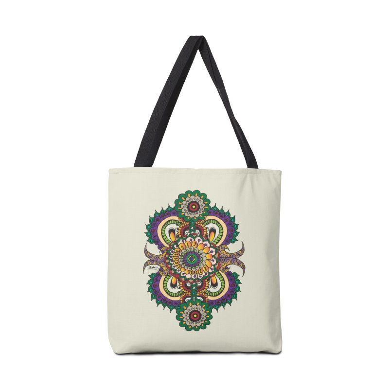 Indian Summer Accessories Bag by Iythar's Artist Shop