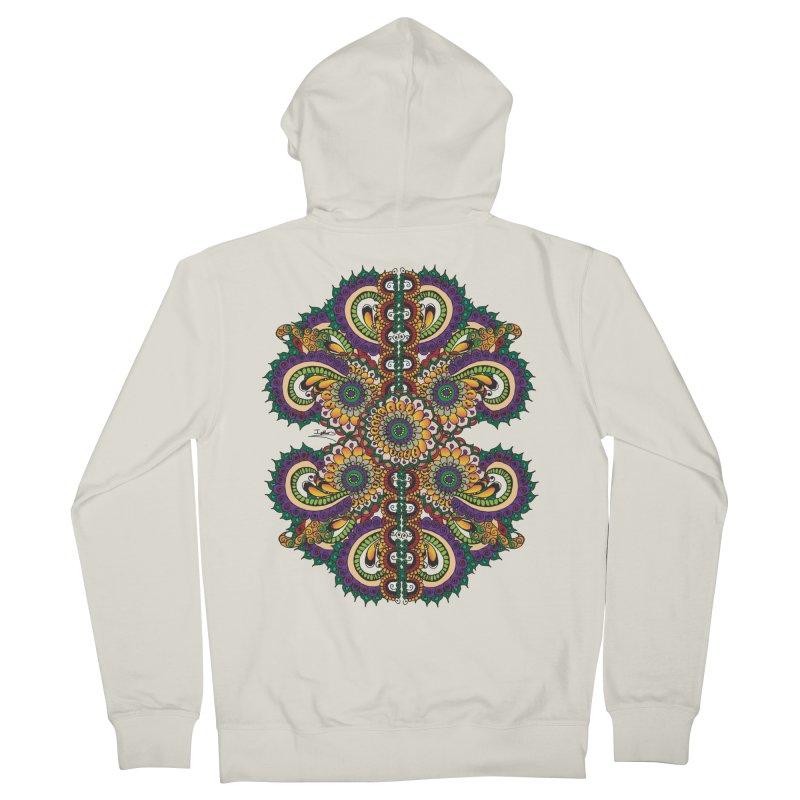 Chakras On LSD Women's Zip-Up Hoody by Iythar's Artist Shop