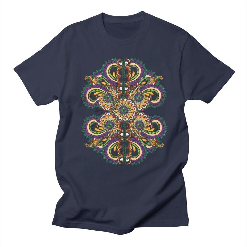 Chakras On LSD Men's T-shirt by Iythar's Artist Shop