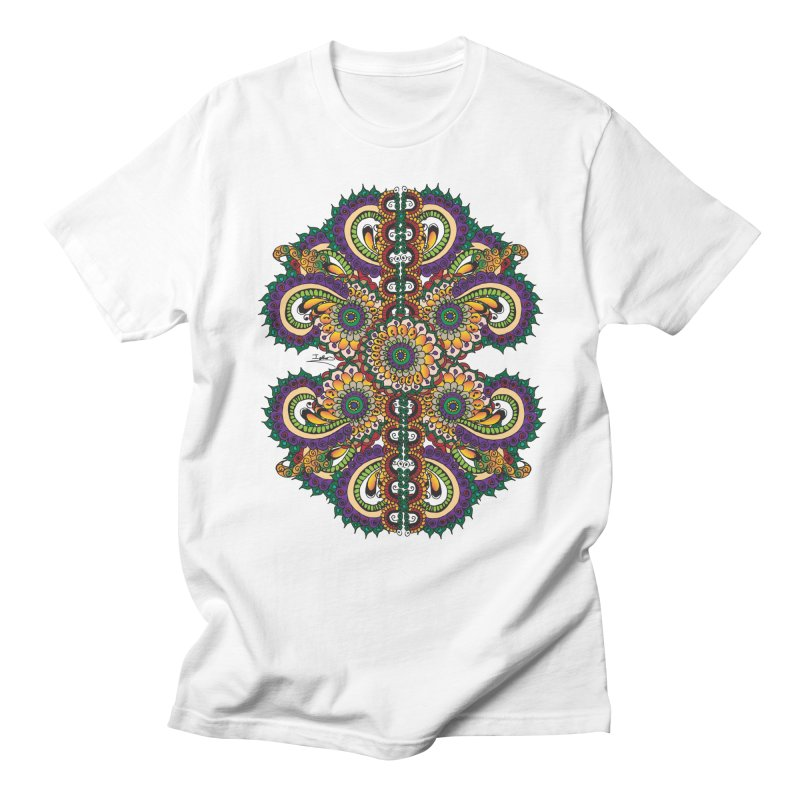 Chakras On LSD Men's T-shirt by Iythar's Artist Shop