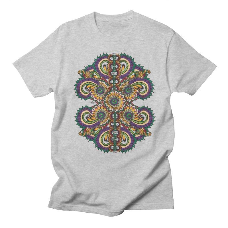 Chakras On LSD Women's Regular Unisex T-Shirt by Iythar's Artist Shop
