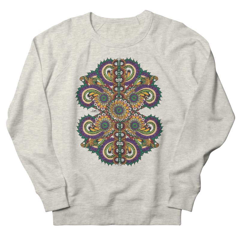 Chakras On LSD Women's Sweatshirt by Iythar's Artist Shop