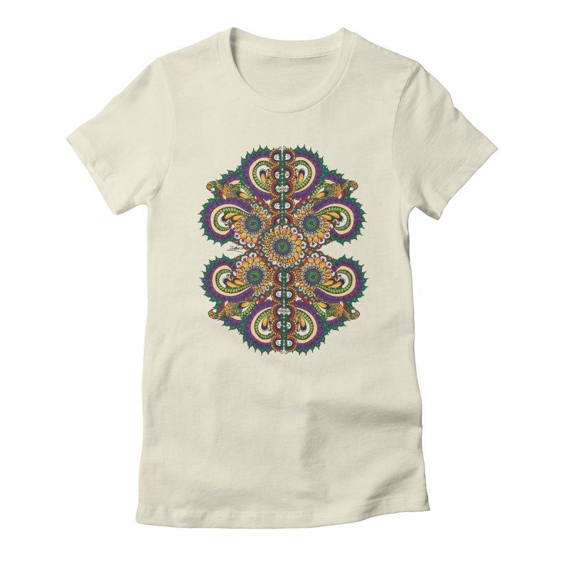 Chakras On LSD Women's T-Shirt by Iythar's Artist Shop