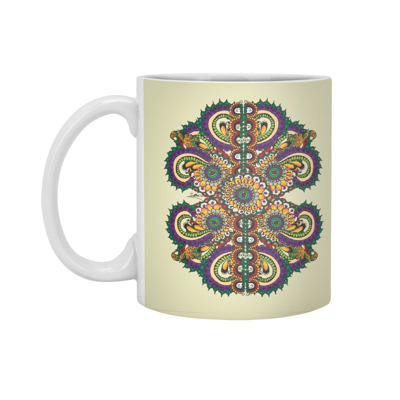 Chakras On LSD Accessories Standard Mug by Iythar's Artist Shop