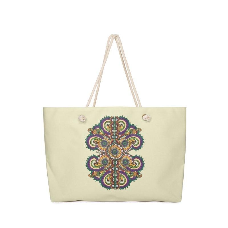 Chakras On LSD Accessories Bag by Iythar's Artist Shop