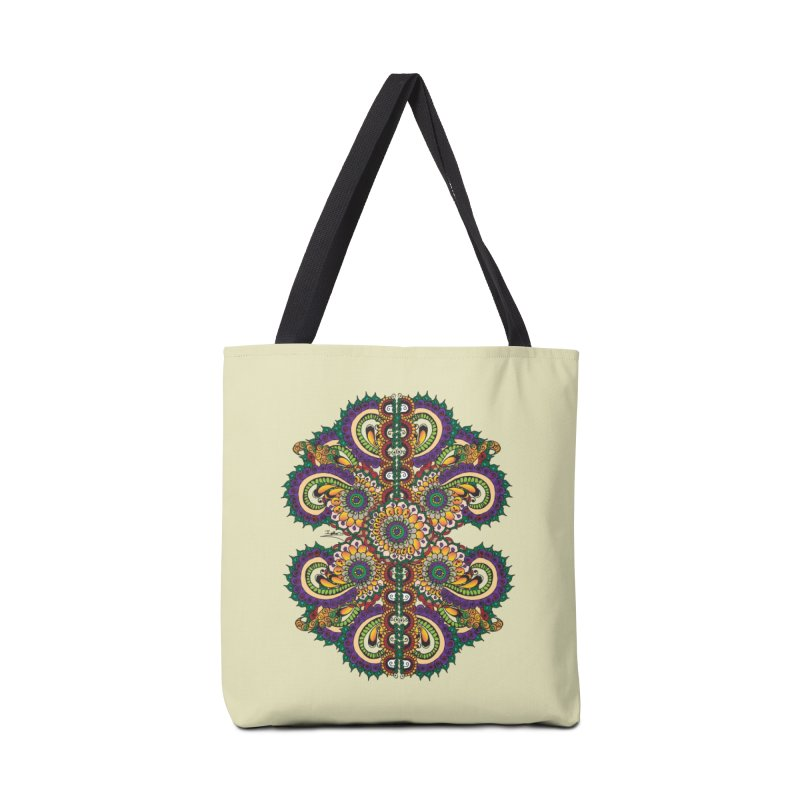Chakras On LSD Accessories Bag by Iythar's Artist Shop