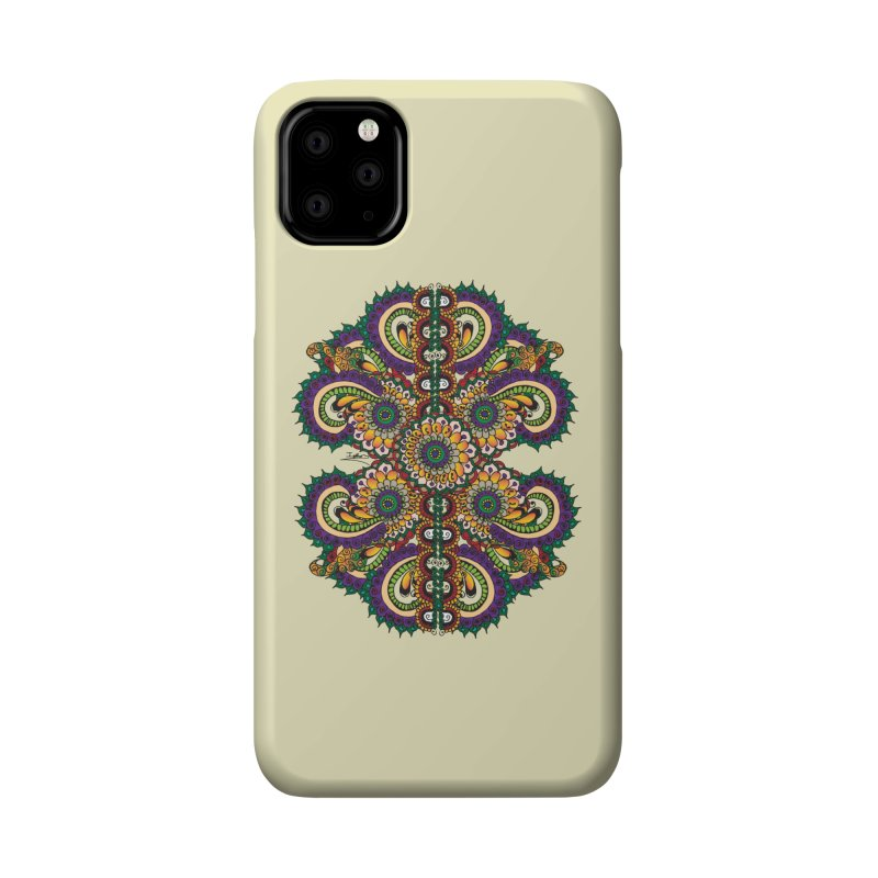 Chakras On LSD Accessories Phone Case by Iythar's Artist Shop