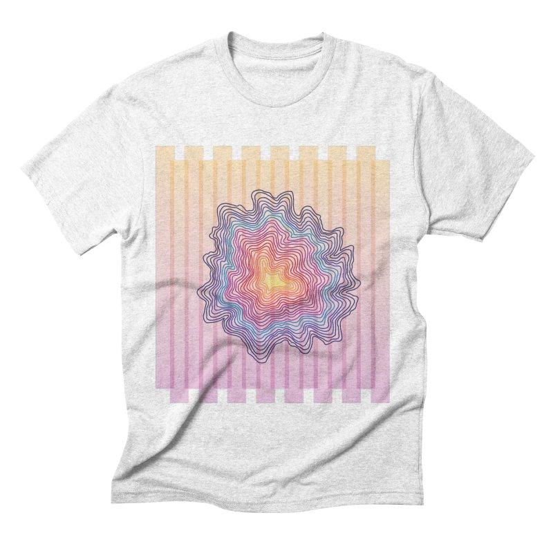 Summer beat Men's Triblend T-shirt by J4ck0's Artist Shop