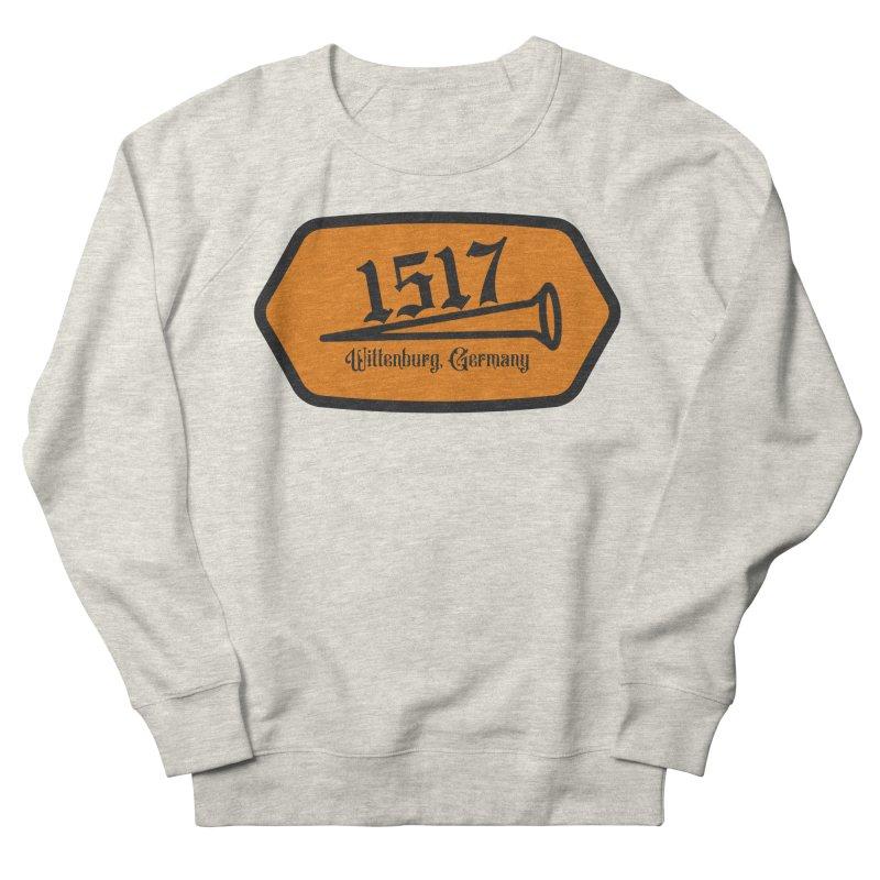 1517 (Orange) Women's Sweatshirt by JARED CRAFT's Artist Shop