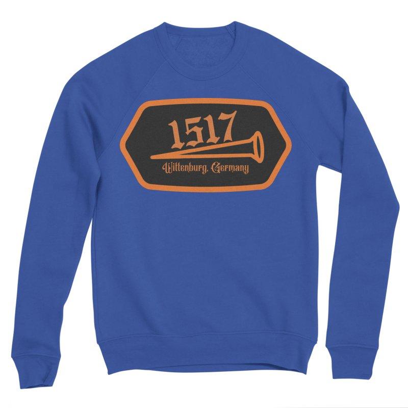 1517 (Black) Men's Sweatshirt by JARED CRAFT's Artist Shop