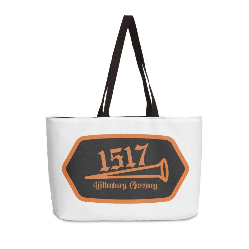1517 (Black) Accessories Bag by JARED CRAFT's Artist Shop