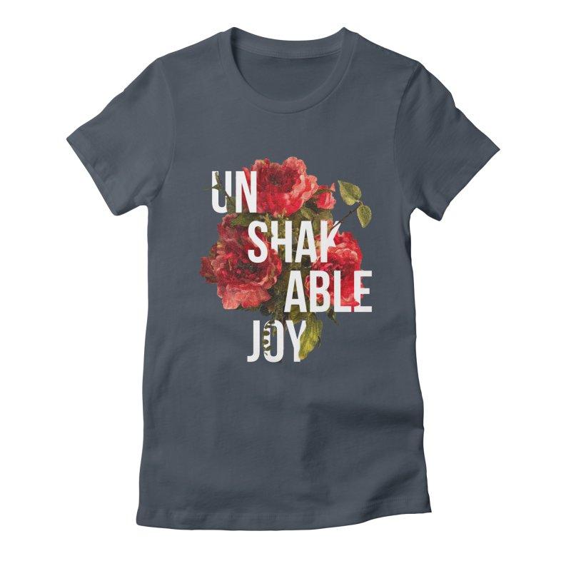 Unshakable Joy Women's T-Shirt by JARED CRAFT's Artist Shop