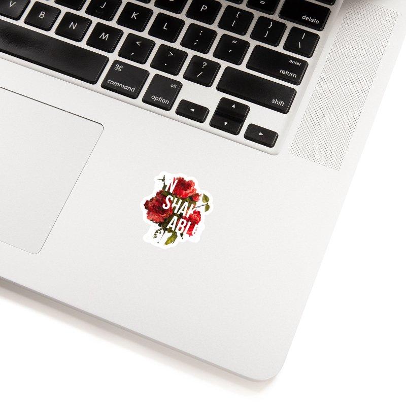 Unshakable Joy Accessories Sticker by JARED CRAFT's Artist Shop
