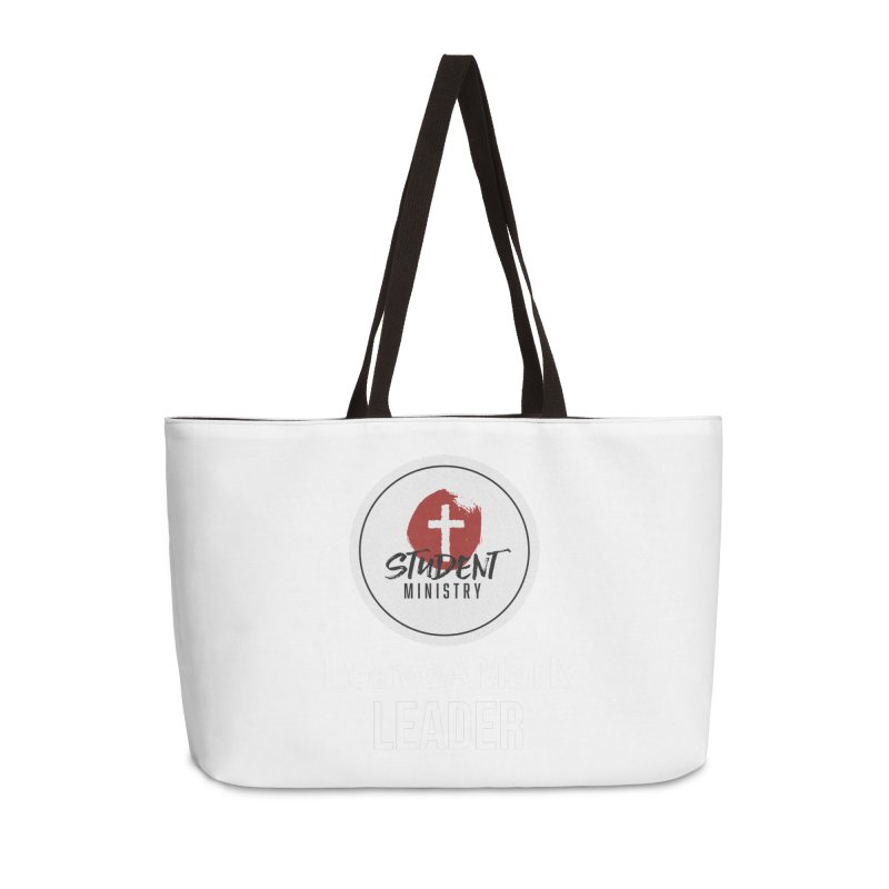 LAMC Student Shirt Accessories Bag by JARED CRAFT's Artist Shop